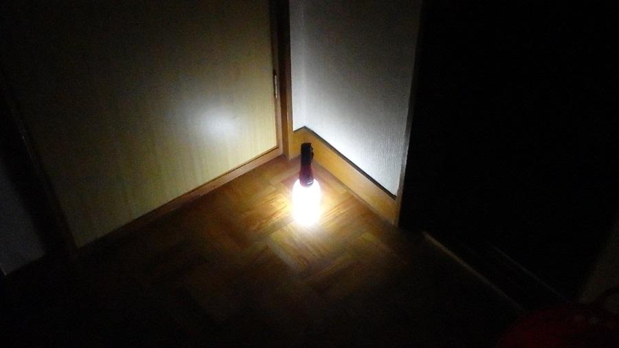 LEDライト ランタン化