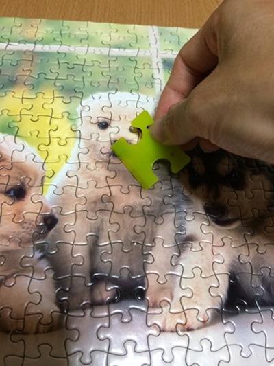 ジグソーパズルのり3