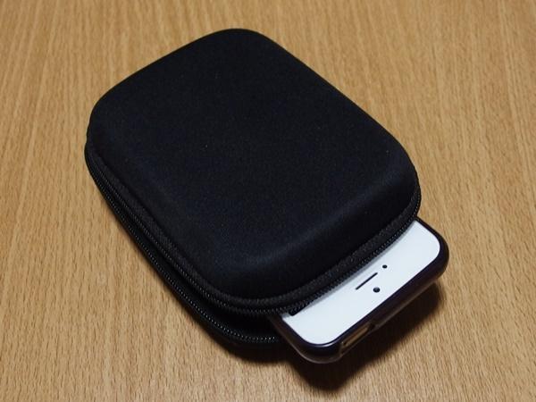 デジタルカメラハードケース
