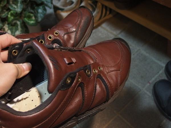 靴修理準備1