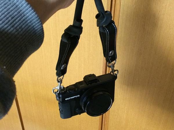 カメラ用ネックストラップ4