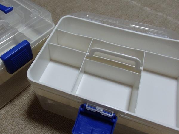 ストックボックス用整理トレー2