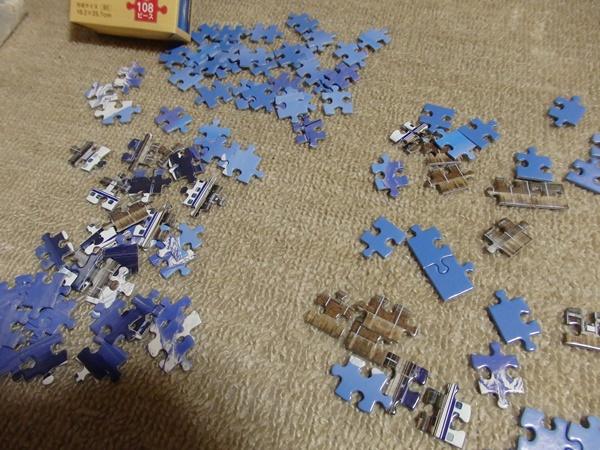 キャンドゥのジグソーパズル1