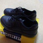 ミドリ安全の作業靴を普段履き(ウォーキングシューズ)として活用してみることにしました。