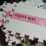 押入れにジョイントマット(PUZZLE MAT)を敷き詰めた!
