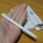 【Gearbest】Xiaomiから発売した高クオリティのゲルインクボールペンのレビュー