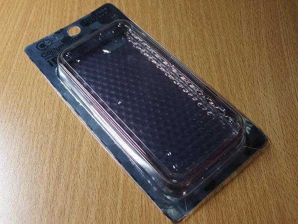 TPU素材のiPhoneケース