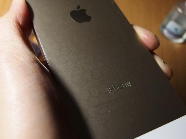 TPU素材のiPhoneケース5