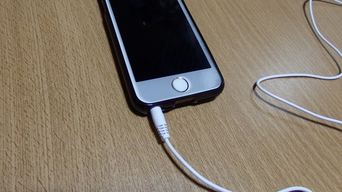iPhone用シャッター延長ケーブル