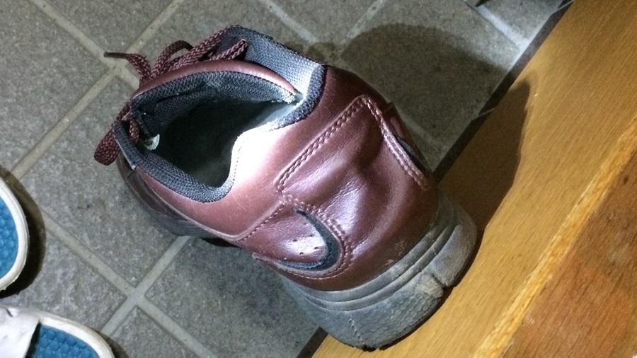 靴擦れ かかと 予防パッド