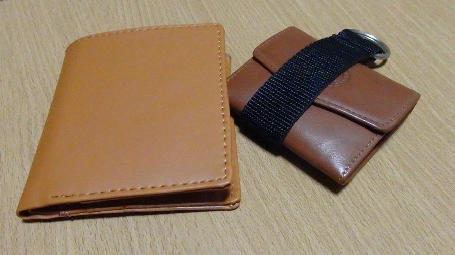 ダイソー 薄型財布