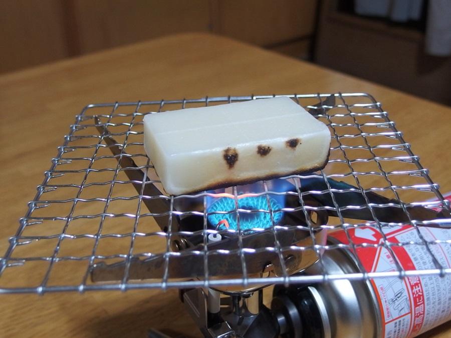 ジュニアカセットバーナー 焼き網3