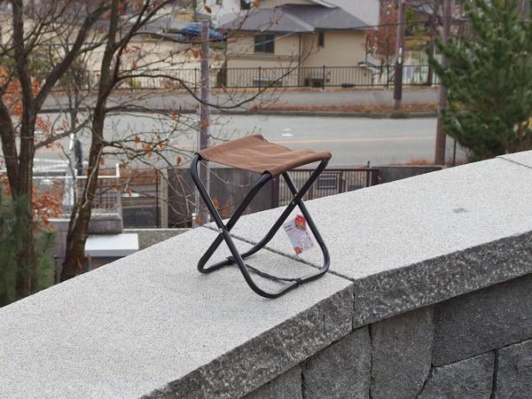 ダイソーの折りたたみ椅子が凄まじく便利過ぎる件