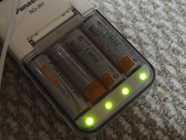 セリア,充電池7