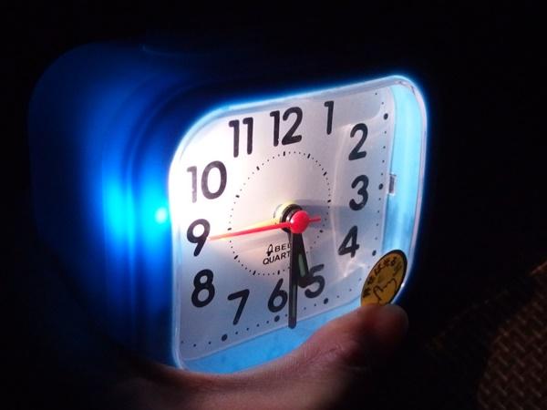 ダイソーの時計