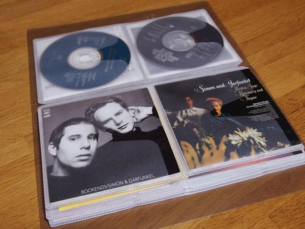 CD収納ファイル