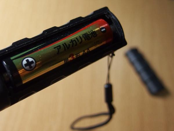 単三電池対応LEDライト4
