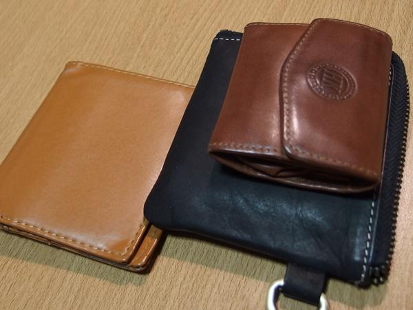 ダイソーの財布