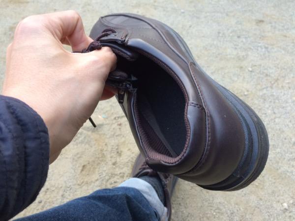 臭足の人は靴内環境を整えよう!という話。買ったのはダイソーのウォーキングインソール。