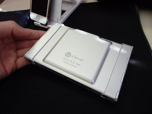 icleverのモバイルキーボード