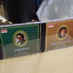 ダイソーCDクラシックシリーズ2枚、音の出来はどんなもんでしょう?