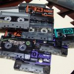カセットテープ処分実践記録。捨て方とかもちょっと語っておきます。