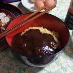 ブラックカレーラーメンを作って食べました。