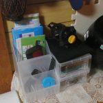 Desk Laboシリーズを使って下駄箱周りを整理しました。
