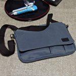 ダイソーで買ったサコッシュとしても使える高機能タブレットバッグの使用感想