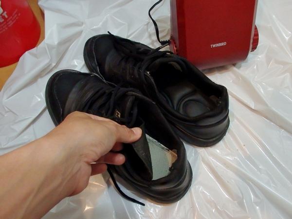 ツインバードの靴乾燥機6