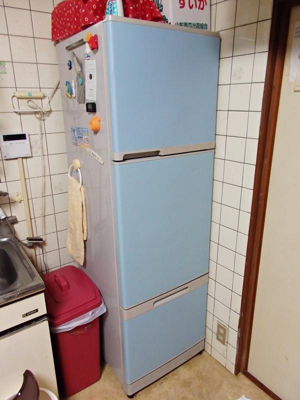 冷蔵庫 リメイクシート